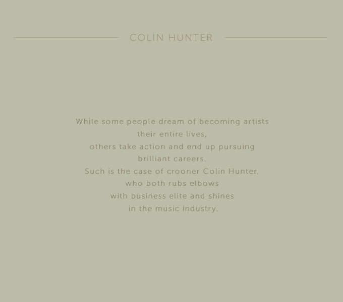 Colin Hunter