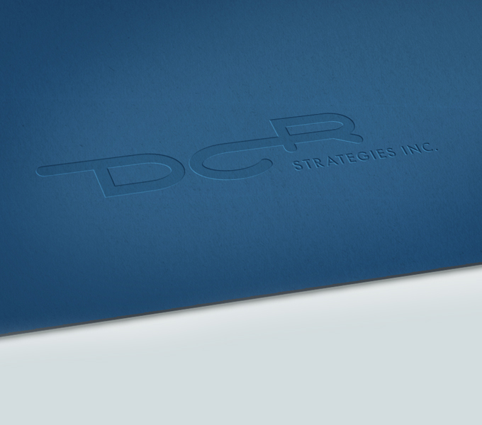 DCR Strategies Inc. - branding